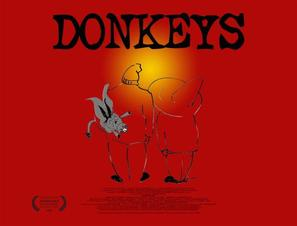 Donkeys - British Movie Poster (thumbnail)