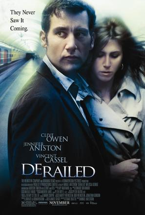 Derailed - Movie Poster (thumbnail)