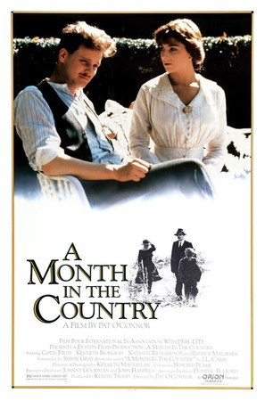 A Month in the Country - Movie Poster (thumbnail)