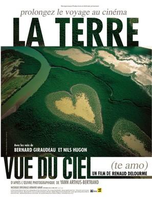 La Terre vue du ciel - French Movie Poster (thumbnail)