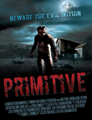 Primitive - Movie Poster (thumbnail)