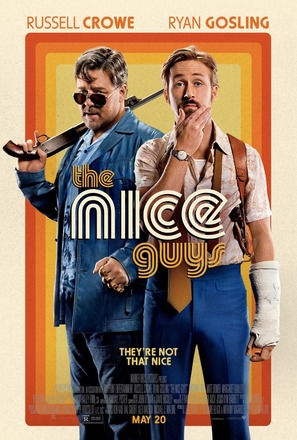 The Nice Guys - Movie Poster (thumbnail)