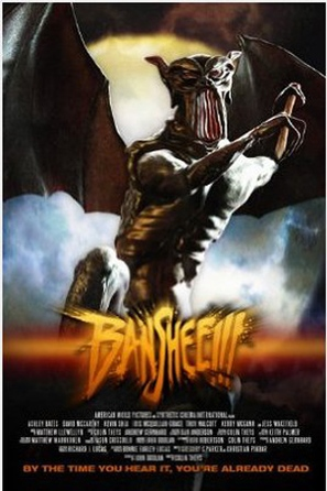 Banshee!!! - Movie Poster (thumbnail)