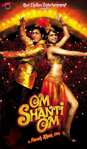 Om Shanti Om - Indian Movie Poster (thumbnail)