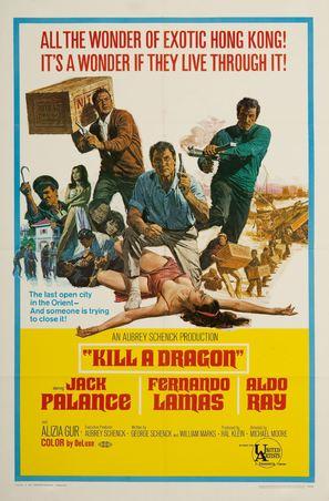Kill a Dragon - Movie Poster (thumbnail)