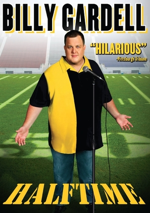 Billy Gardell: Halftime - Movie Cover (thumbnail)
