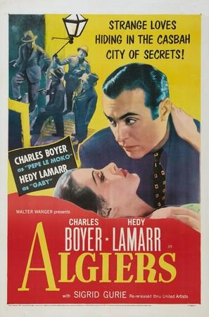 Algiers - Movie Poster (thumbnail)