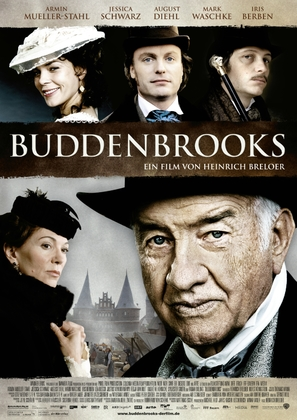 Buddenbrooks - German Movie Poster (thumbnail)