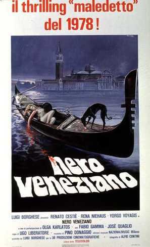 Nero veneziano - Italian Movie Poster (thumbnail)