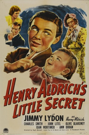 Henry Aldrich's Little Secret - Movie Poster (thumbnail)