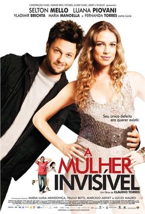 A Mulher Invisível - Brazilian Movie Poster (thumbnail)