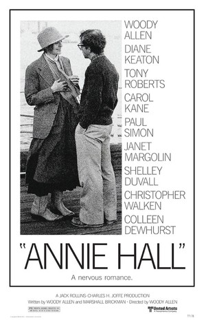 Annie Hall - Movie Poster (thumbnail)