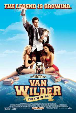 Van Wilder 2: The Rise of Taj - poster (thumbnail)