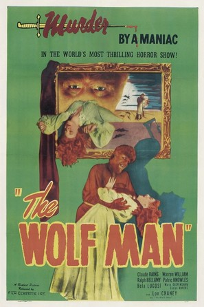 The Wolf Man - Movie Poster (thumbnail)