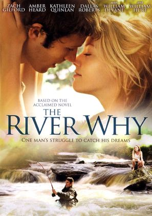 The River Why - DVD movie cover (thumbnail)