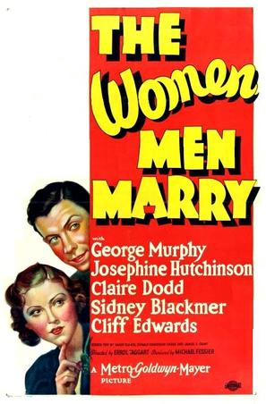 The Women Men Marry - Movie Poster (thumbnail)