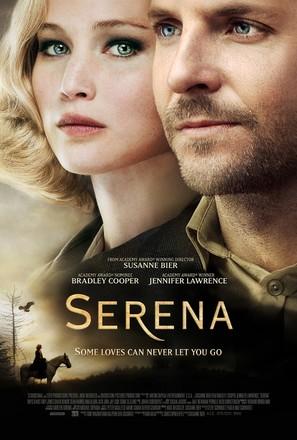 Serena - British Movie Poster (thumbnail)