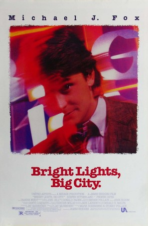 Bright Lights, Big City - Movie Poster (thumbnail)