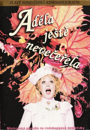 Adèla jeste nevecerela - Czech Movie Cover (thumbnail)