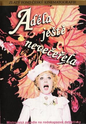 Adèla jeste nevecerela