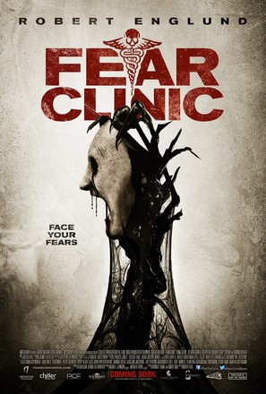 Fear Clinic - Movie Poster (thumbnail)