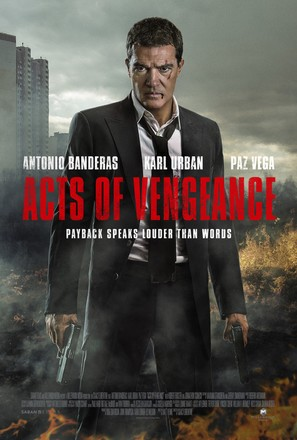 Acts of Vengeance - Movie Poster (thumbnail)
