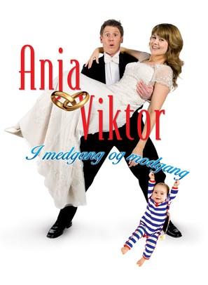 Anja & Viktor - I medgang og modgang - Danish Movie Poster (thumbnail)
