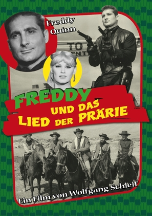 Freddy und das Lied der Prärie - German Movie Cover (thumbnail)