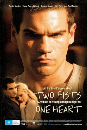 Two Fists, One Heart - Australian Movie Poster (thumbnail)