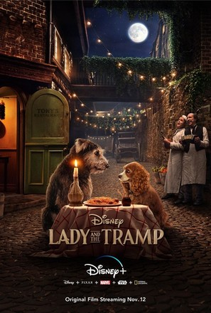 Lady and the Tramp - Movie Poster (thumbnail)