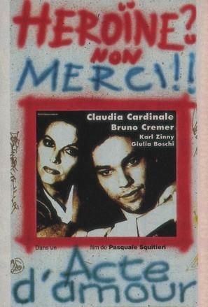 Atto di dolore - French Movie Poster (thumbnail)