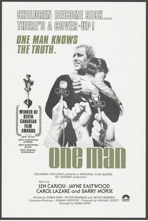 One Man - Movie Poster (thumbnail)