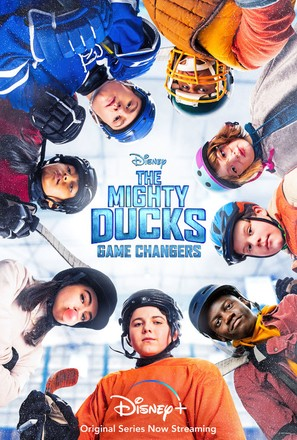 """The Mighty Ducks: Game Changers"""