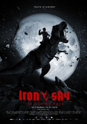 Iron Sky the Coming Race - Finnish Movie Poster (thumbnail)