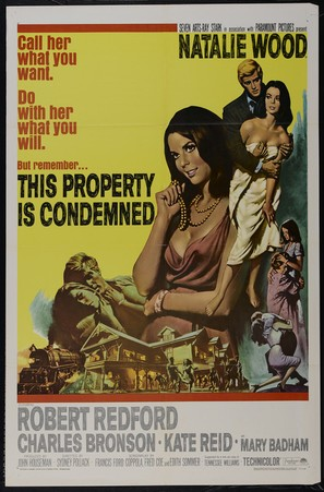 This Property Is Condemned - Movie Poster (thumbnail)