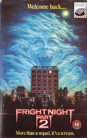 Fright Night Part 2 - British Movie Cover (thumbnail)