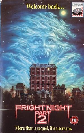 Fright Night Part 2 - British Movie Cover (thumbnail)