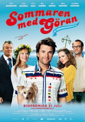 Sommaren med Göran - En midsommarnattskomedi - Swedish Movie Poster (thumbnail)