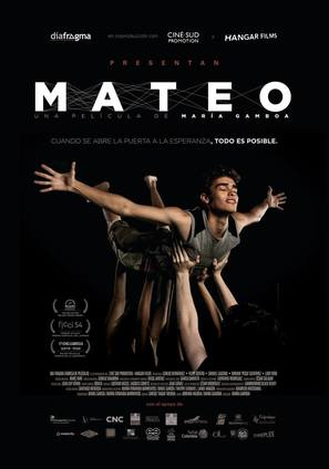 Mateo - Colombian Movie Poster (thumbnail)