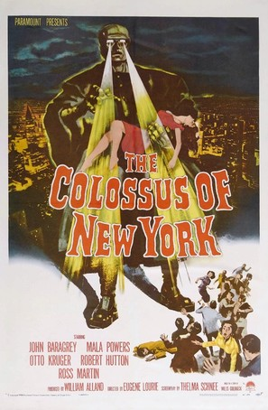 The Colossus of New York - Movie Poster (thumbnail)