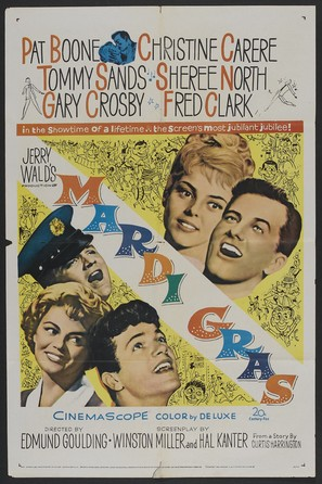 Mardi Gras - Movie Poster (thumbnail)