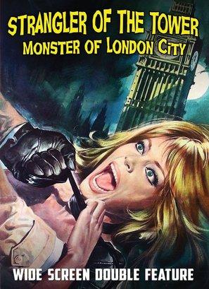 Das Ungeheuer von London-City - DVD movie cover (thumbnail)