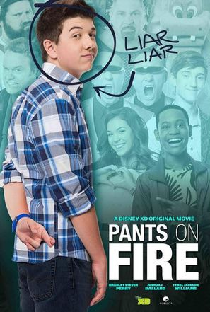 Pants on Fire - Movie Cover (thumbnail)