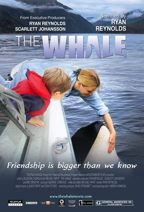The Whale - Canadian Movie Poster (thumbnail)