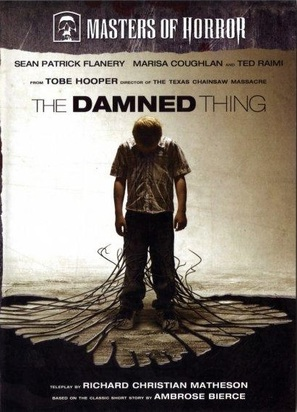 """""""Masters of Horror"""" The Damned Thing - Movie Cover (thumbnail)"""