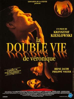 La double vie de Véronique - French Movie Poster (thumbnail)