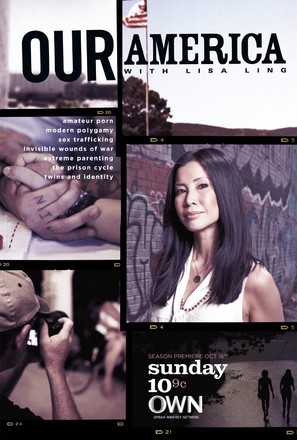 """""""Our America with Lisa Ling"""" - Movie Poster (thumbnail)"""