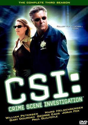 """CSI: Crime Scene Investigation"" - Movie Cover (thumbnail)"