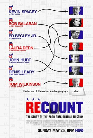 Recount - Movie Poster (thumbnail)