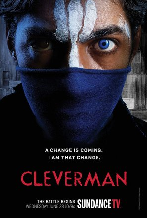 """""""Cleverman"""" - Movie Poster (thumbnail)"""